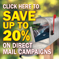 Save on direct mail this spring
