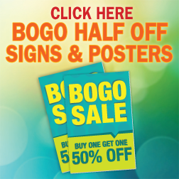 Save on Posters till 8/31/19