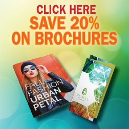 Brochures Discount % Off